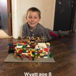 8 Yr Old Wyatt Buist