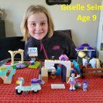 9 Yr Old Giselle Selman