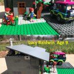 9 Yr Old Lucy Baldwin