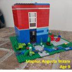 9 Yr Old Magnus Augusta Waara
