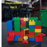 9 Yr Old Owen Gilbert