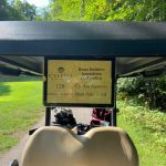 Golf cart Andrews Fedorinchik