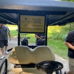 Golf cart Bamberg Bialik