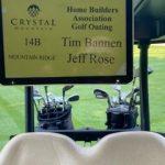 Golf cart Bannen Rose