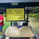Golf cart Karwoski Wildfong