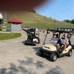 Golf carts 34
