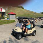 Golf carts 36
