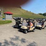 Golf carts 37