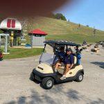 Golf carts 38