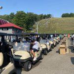 Golf carts 42