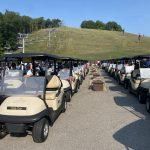 Golf carts 44
