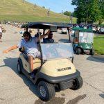 Golf carts Dean Adams no id