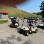 Golf carts Jennifer Bard no id