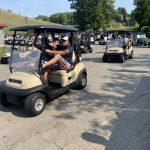 Golf carts Jim May