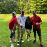 Golfers 5