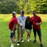 Golfers 8