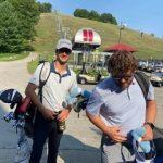 Golfers no id Dean Adams