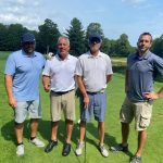 Golfers no id Ostrowski Holcomb no id