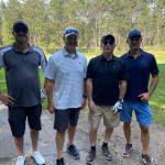 Golfers no id no id Todd Bamberg no id