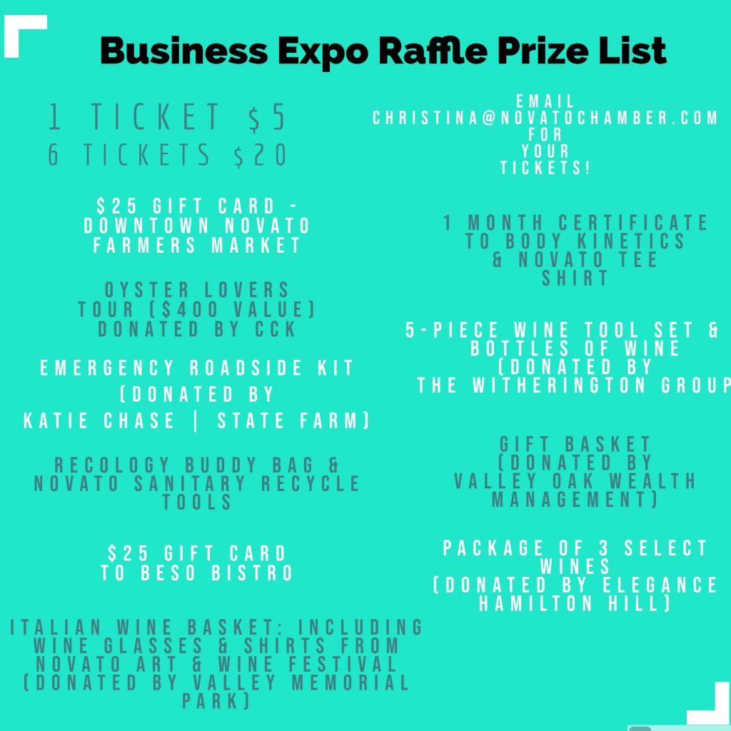 Expo Raffle 2021