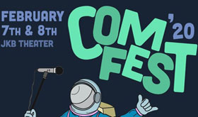 National College Comedy Fest