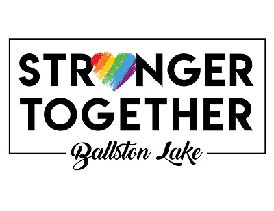Stronger Together Ballston Lake