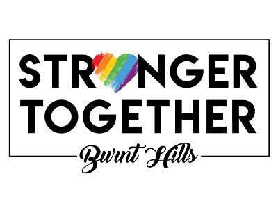 Stronger Together Burnt Hills