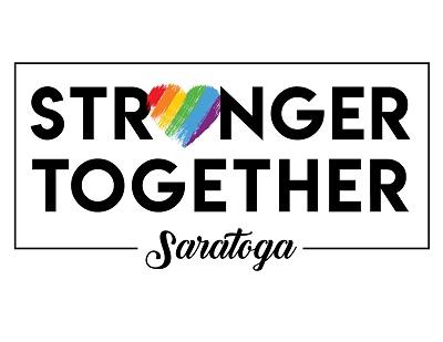 Stronger Together Saratoga