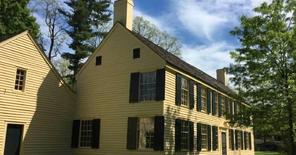 Exterior Schuyler House