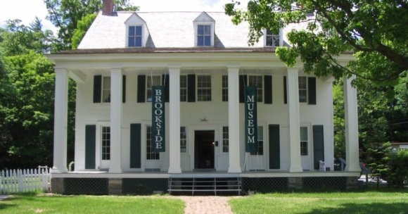 Brookside Museum exterior