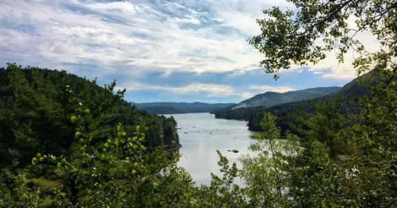 Great Saacandaga Lake view