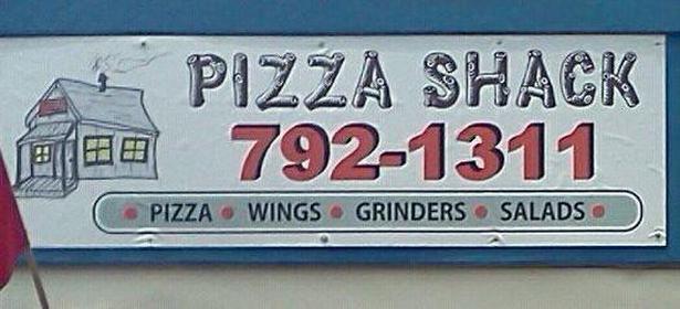 the pzza shack