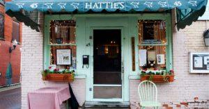 hatties Front Door