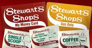 stewarts gift cards