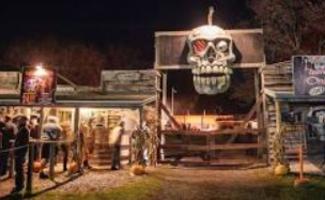 halloween attraction