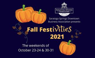fall festival logo