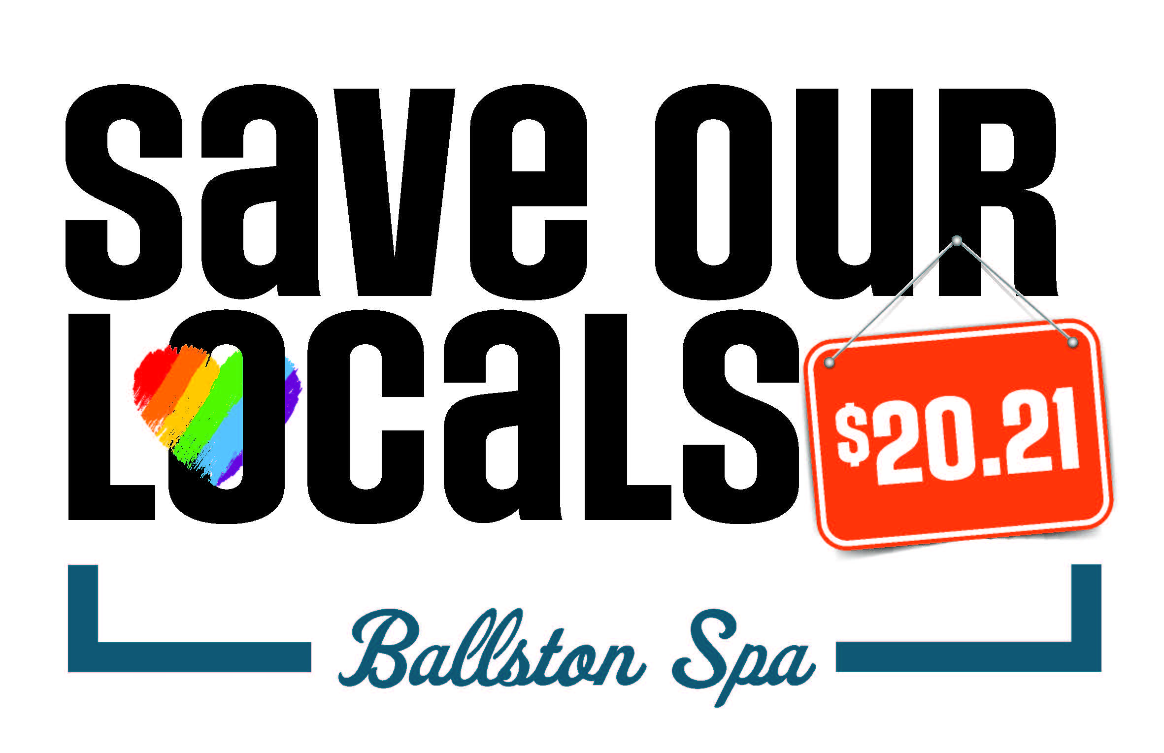 Save Our Locals 2021 Ballston Spa