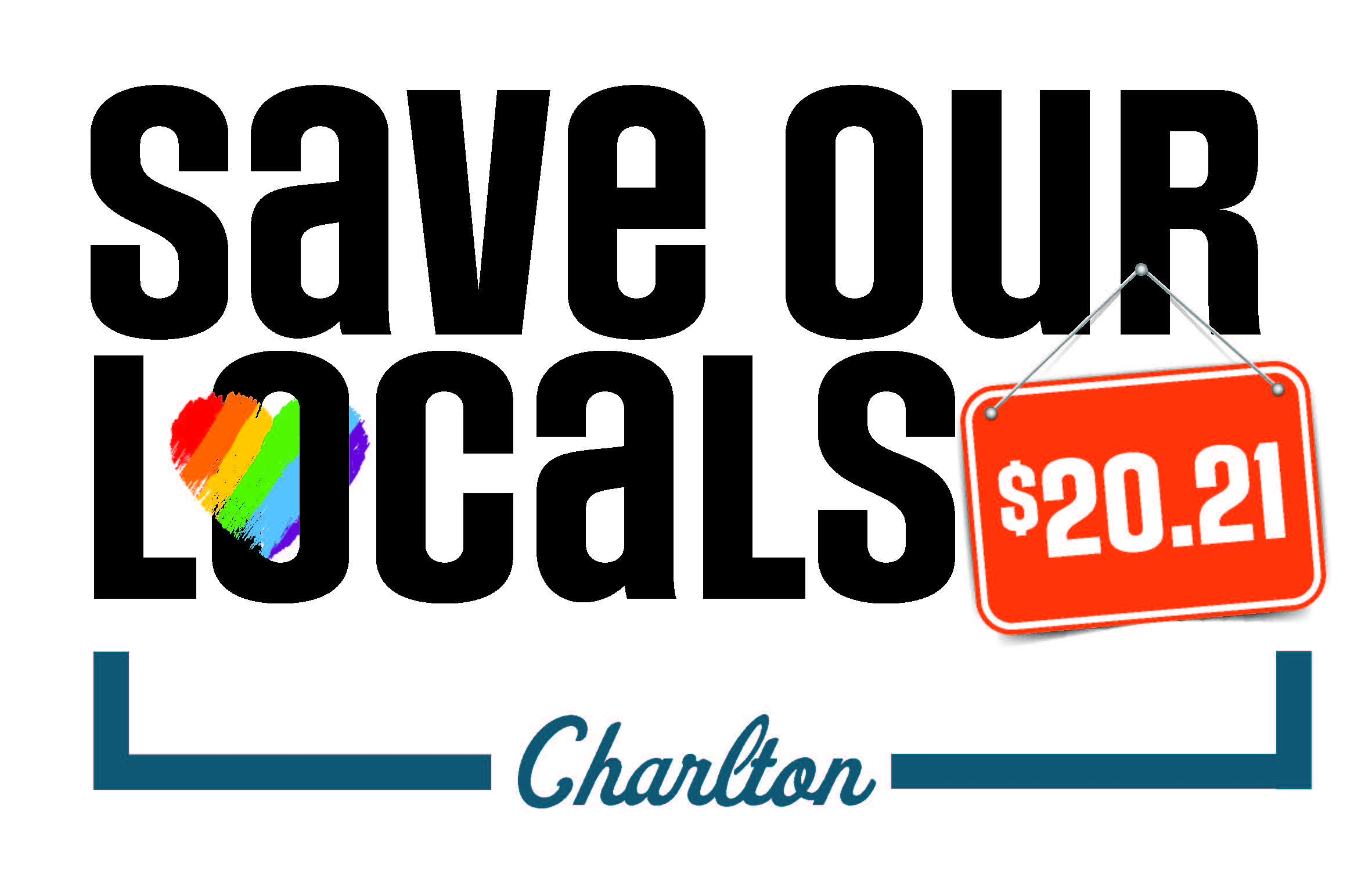 Save Our Locals 2021 Charlton
