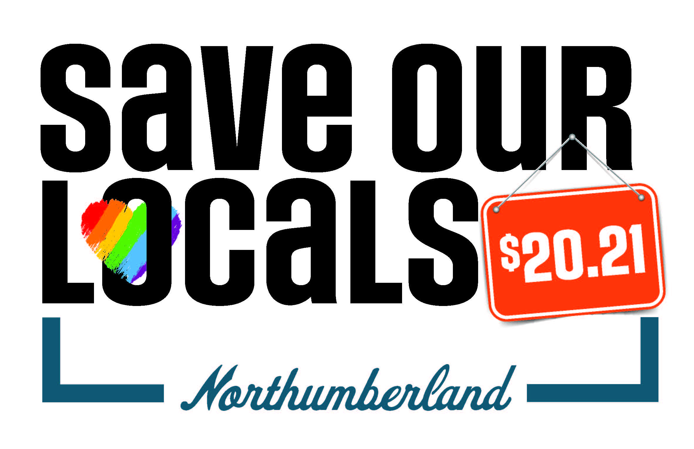 Save Our Locals 2021 Northumberland