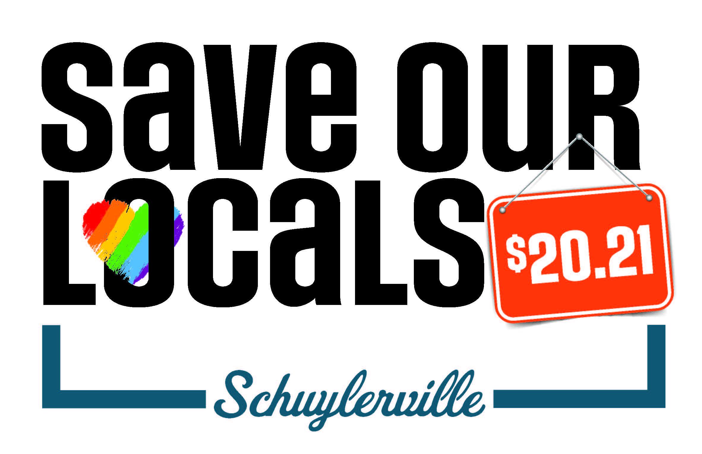 Save Our Locals 2021 Schuylerville
