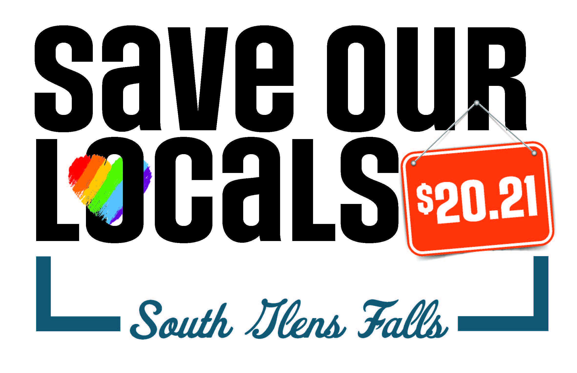 Save Our Locals 2021 South Glens Falls