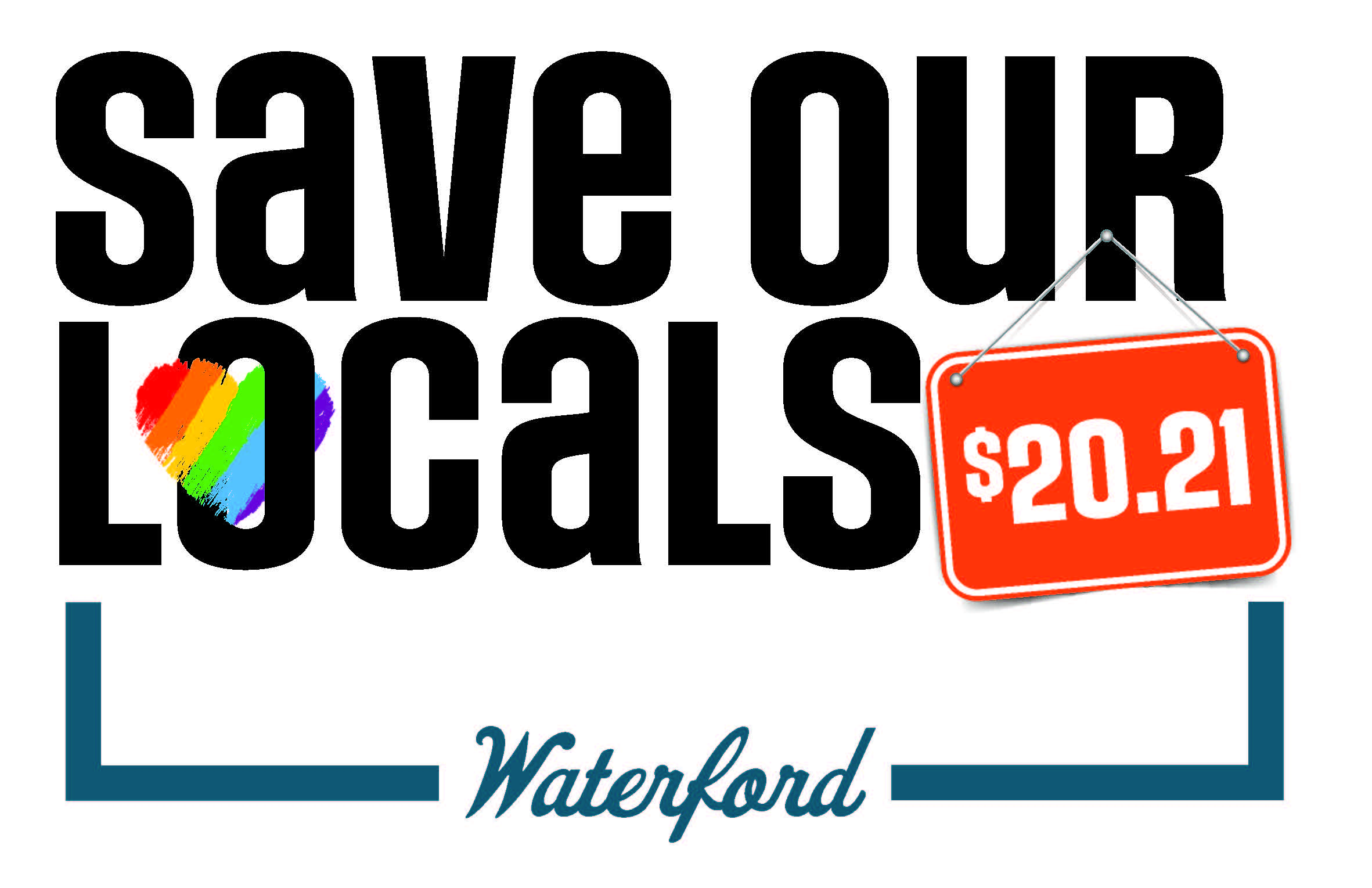 Save Our Locals 2021 Waterford