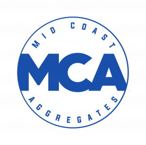 Mid Coast Aggregates Logo