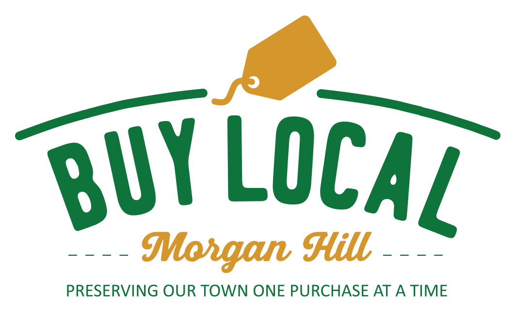 Buy Local Logo Green and Yellow
