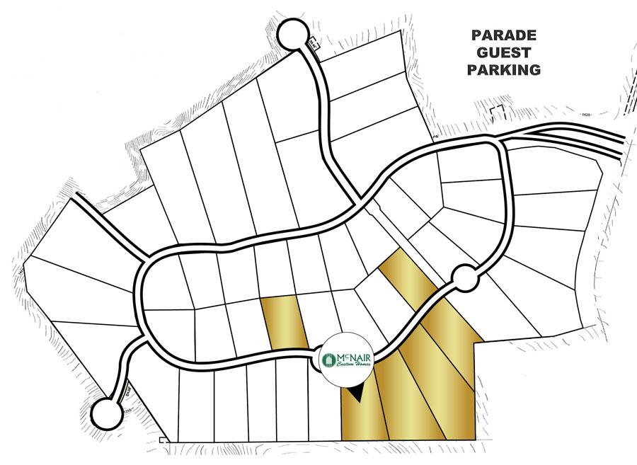 McNair-Parade-Map