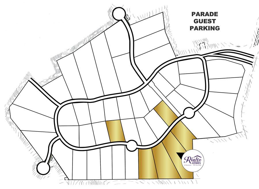Rialto-Parade-Map