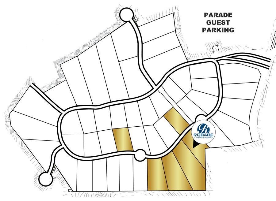 Robare Custom Homes 2020 Parade of Homes