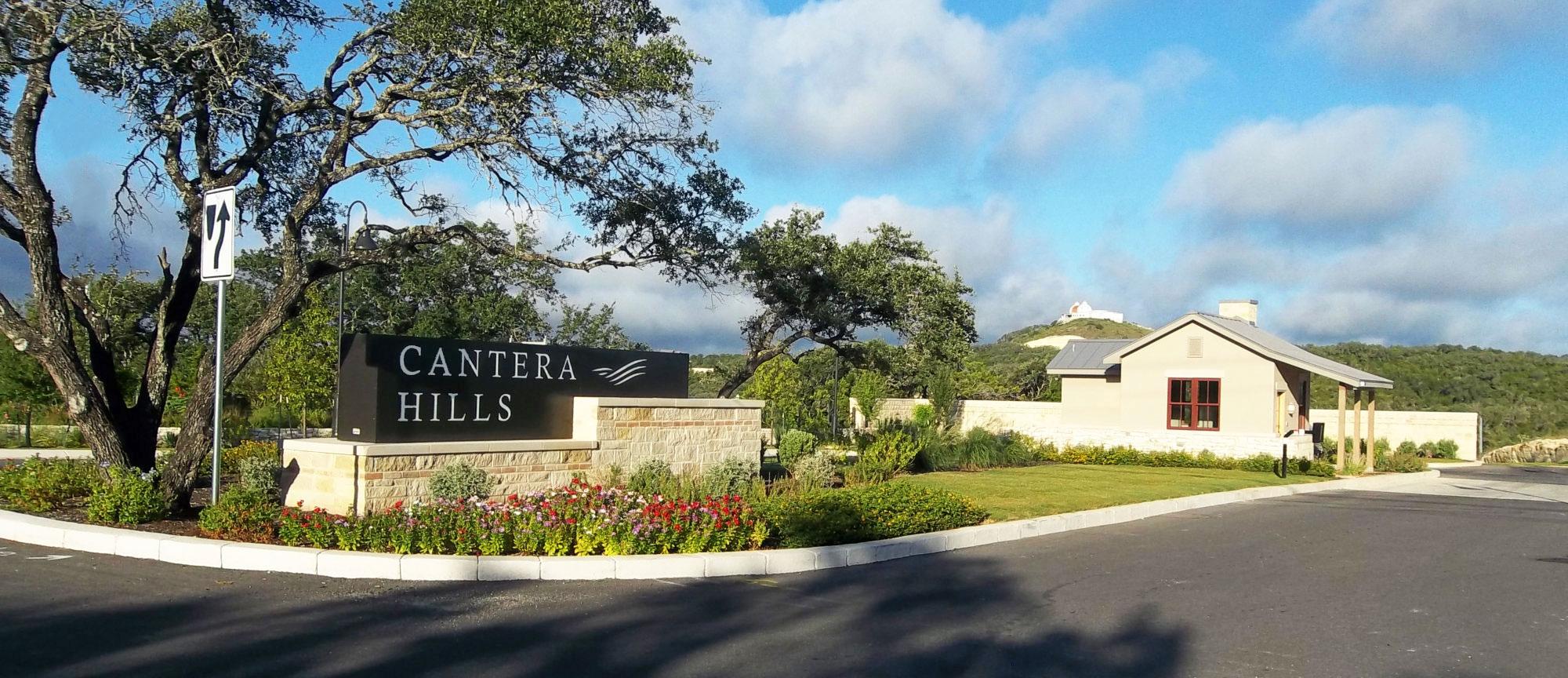 Cantera Hills San Antonio