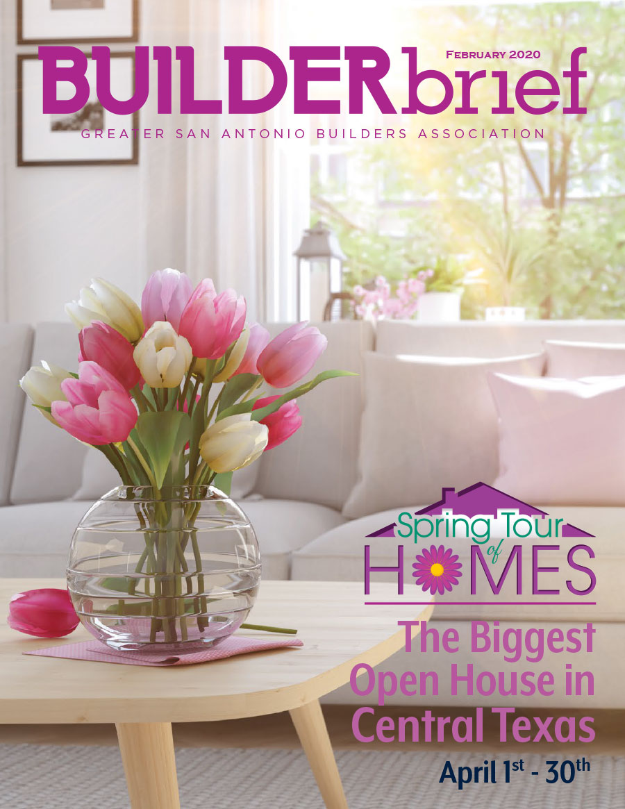 Builder Brief February 2020 Issue