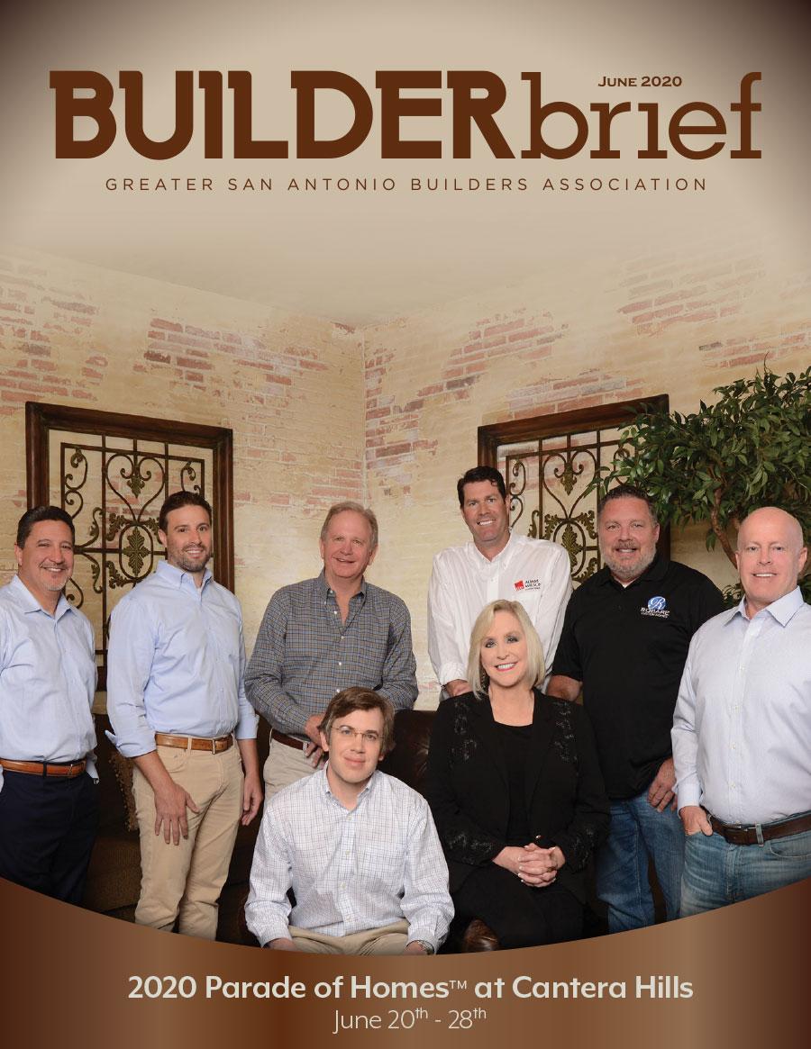 Builder Brief June 2020 Issue